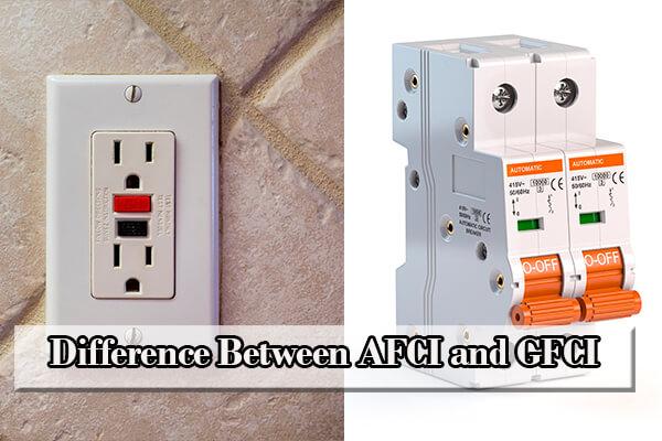 AFCI outlet or breaker