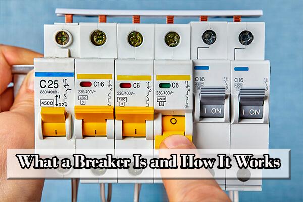 purpose of circuit breaker