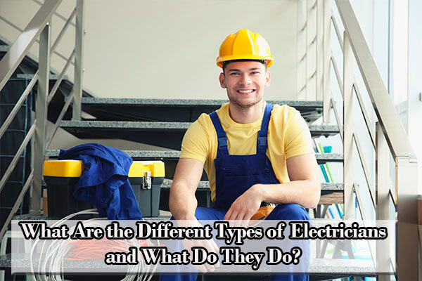 types of electricians